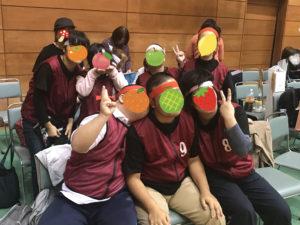 2019年第12回小野市障がい者「ONOリンピック」障害物競争